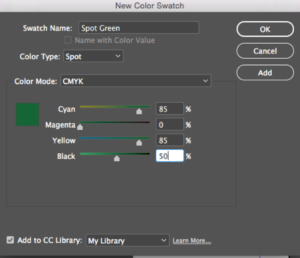 How to use spot color matching features of your inkjet RIP software