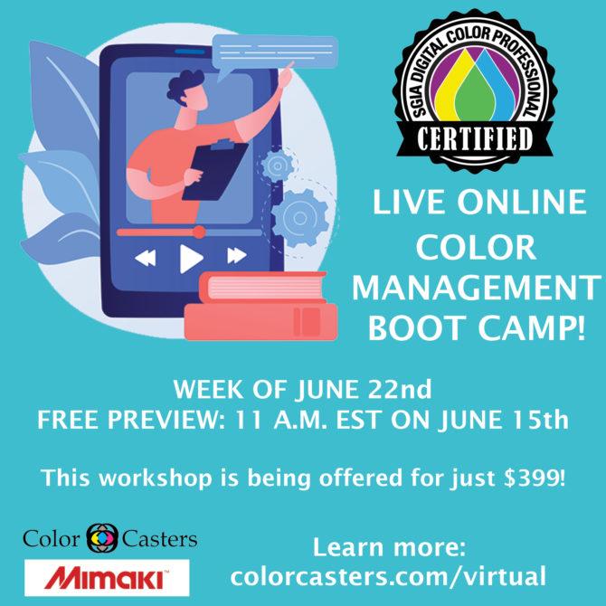 Image of Virtual Boot Camp Promo