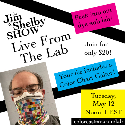 Image of the Jim and Shelby Show: Live From The Lab!