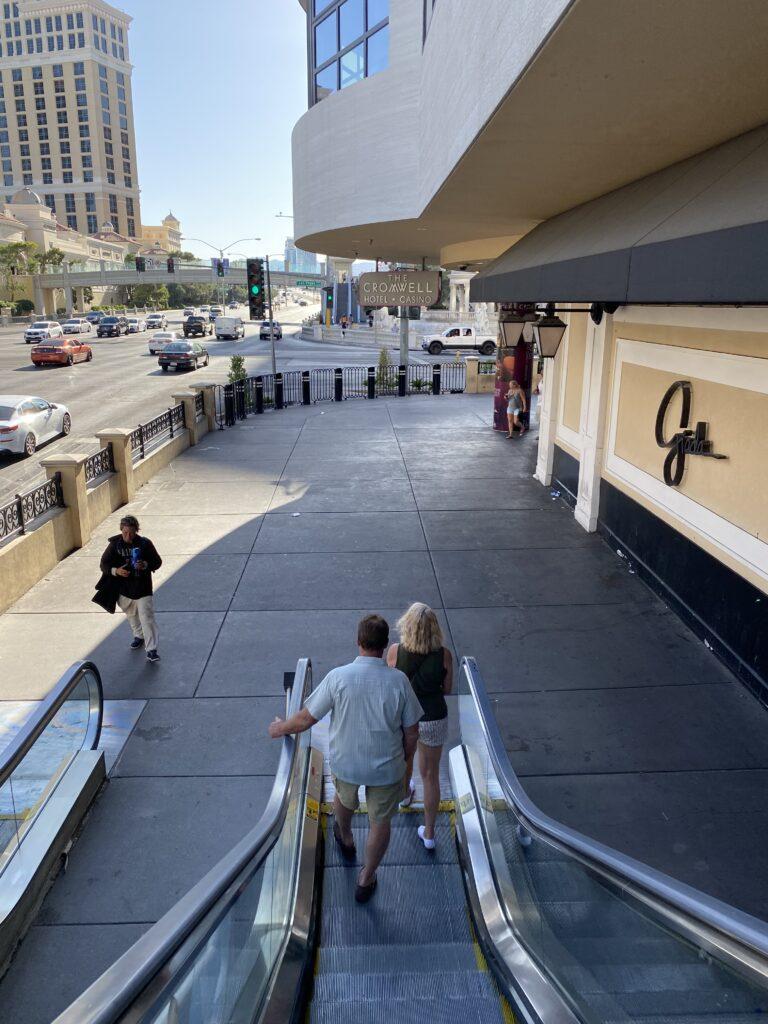 Image of Empty Las Vegas